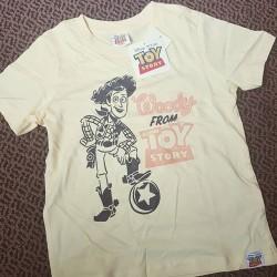 Disney Toy Story Boys Tees  - 2-3yrs, 3-4yrs, 5-6yrs and 7-8yrs