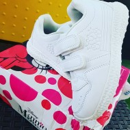 Disney White Sports Shoes - Size -24-35