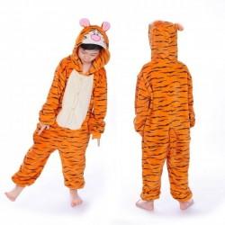 Winnie the Pooh Tigger Kids Costume - Unisex - 3-12yrs