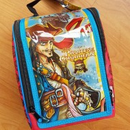 Pirates of the Caribbean Insulated Lunch Bag
