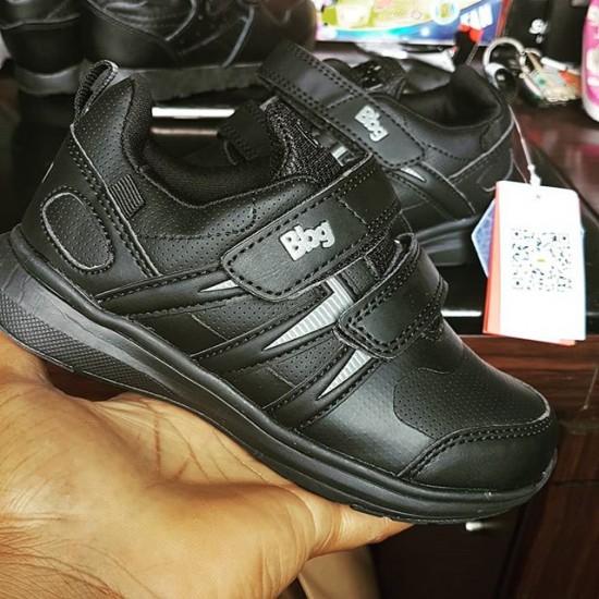 Bubble Gummers Boys School Shoes - Size 26-37