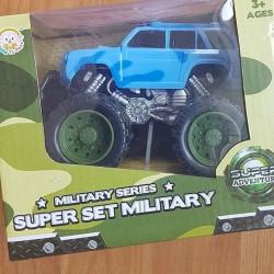 Super Adventure Military Toy Car