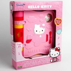 Hello Kitty Nursery Rhymes Book