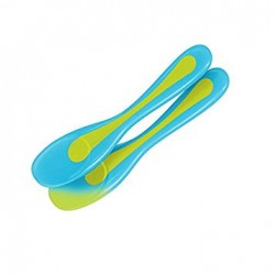 Brother Max Heat Sensitive Travel Spoons x 2