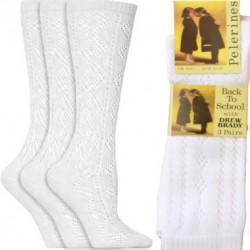 Back to School Pelerines Socks 3pack (Unisex)