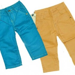 Baby Boy Fashion Chinos- 12mths, 18mths