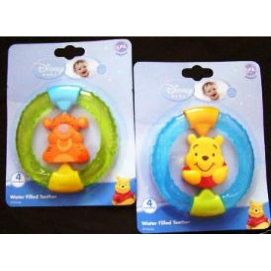 Disney Baby-Winnie & Tigger Water Filled Teether