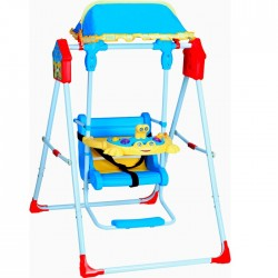 Baby swing with Music Tray & Canopy