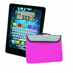 Laptop Learner 3 Tablet (Blue/ Pink Case )