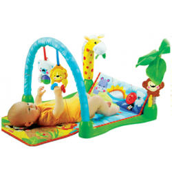 Fisher Price Precious Planet Mix and Match Musical Gym