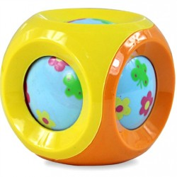 Baby Tinkling Toy Ball