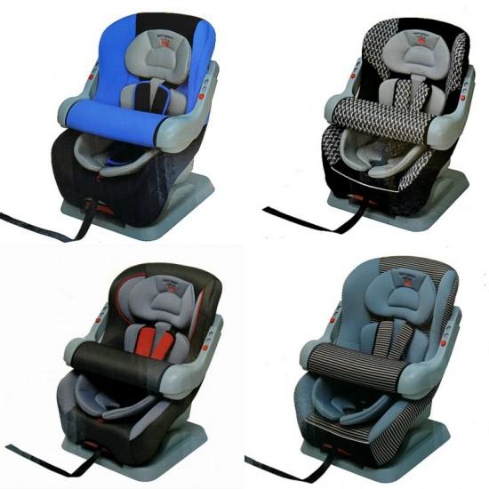 LMV Happy Winners Baby Car Seat (9kg-18kg)- 4 designs
