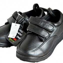 Marks & Spencer Boys School shoes- UK 9- 3