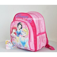 Disney Princess Padded Toddler backpack- 10inches