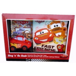 Disney Pixar Cars Sing & Go Interactive Box