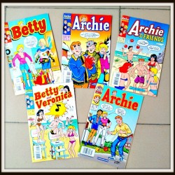 Archie Comics-Assorted titles- REDUCED PRICE