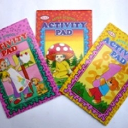 Alka After School Activity Pad