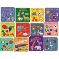 Alka Mini board books