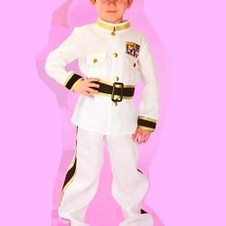 Boys Navy Costume (5-6years), (7-9yrs)