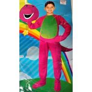 Barney Costume(5-6yrs)