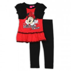 Disney MINNIE MOUSE Girls Toddler 2PC Legging Set (2-4yrs)