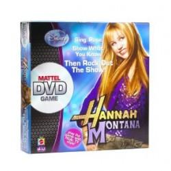 Disney Hannah Montana Mattel DVD Game