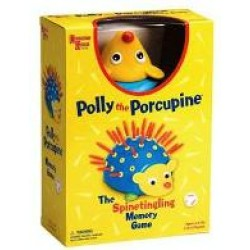 Polly the Porcupine Memory Game