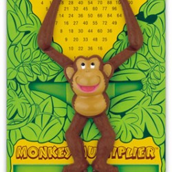 Happy Monkey Style Multiplication Learning Board