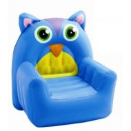 Intex Cozy Inflatable Animal Chair - FROG & OWL