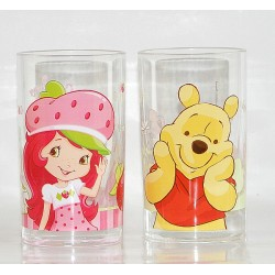 Character Acrylic Unbreakable Kids Tumblers- assorted