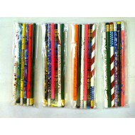 Colourful Pop Pencils-PACK OF 6