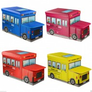 BABY PLUS SCHOOL BUS/ ICE-CREAM BUS KIDS STORAGE BOX/SEAT