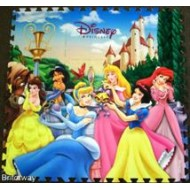 Large 4pc EVA Floor Puzzle- assorted characters