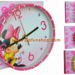Character Art Clocks- assorted