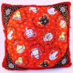 Mary Engelbreit Afternoon Tea Throw Pillow