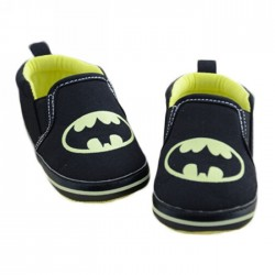 Batman Baby Boy Prewalker shoes- 0- 6mths
