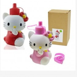 3D THERMAL DOLL SHAPED WATER BOTTLE