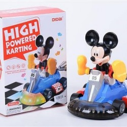 HIGH POWERED KARTING