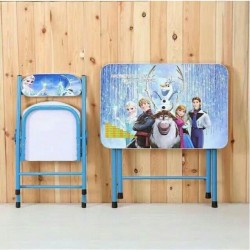 CHARACTER DESIGN TABLE AND CHAIR