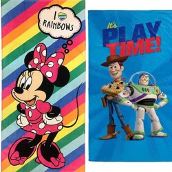 CARTOON CHARACTER TOWEL