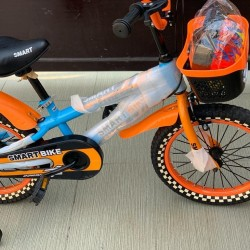 16 Inch Kids Bike with Basket & Training Wheels for 4-8 Years Old Girls & Boys