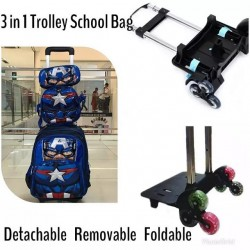 3 in One Trolley Bag