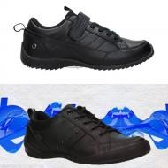 Teener Girls Low-Cut Amelie School shoes