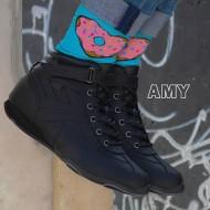 Teener Girls Amy School Shoes