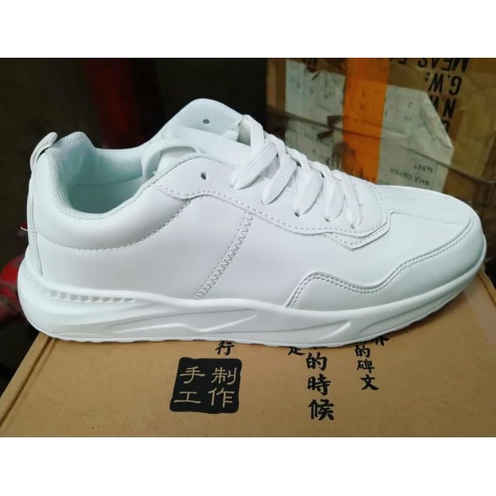 PU WHITE CANVAS