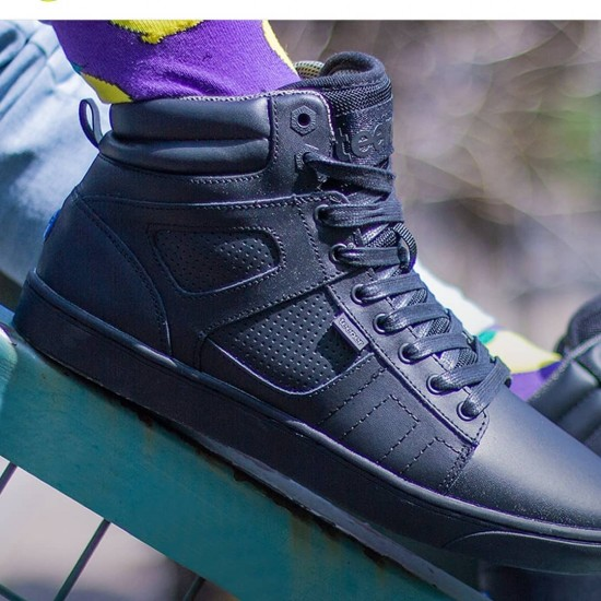 Teener Rider Boys Hi-top Shoes