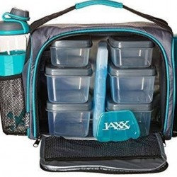 Jaxx Large Insulated Lunch Bag