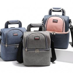 SANNEA DELUXE DUAL INSULATED LUNCH BAG