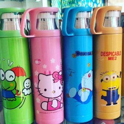 CHARACTER THERMAL BOTTLES