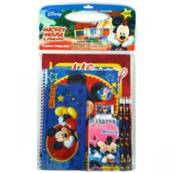 11pc Stationary Set- Mickey